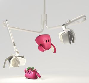 quadriled lampada prodotto
